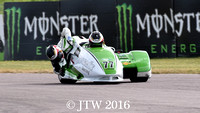 British F1 Sidecars Race 2
